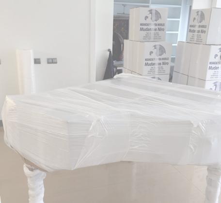 Servicio de embalajes Madrid